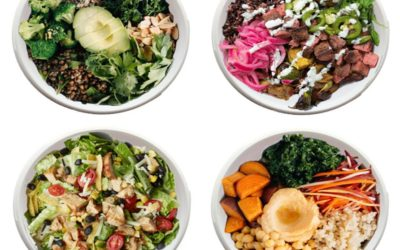 4 Clean Eating Bento Bowl Recipes (+links to 106 more)