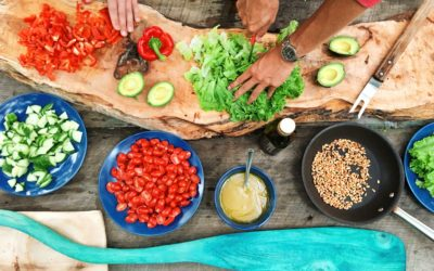 Research Just Proved that Creating Meals Increases Well-Being