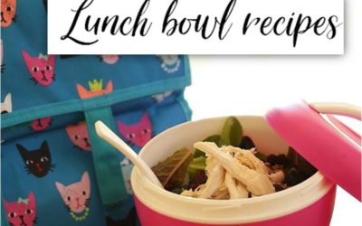 "Lunch Bowl Recipes: Video by ""Entertaining with Beth"""