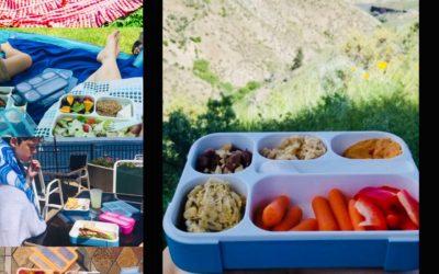 Summer Bento Lunch Ideas